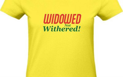 Widowed not Withered!